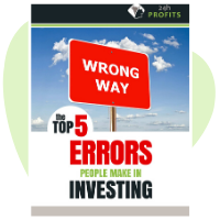 top 5 errors people make in investing
