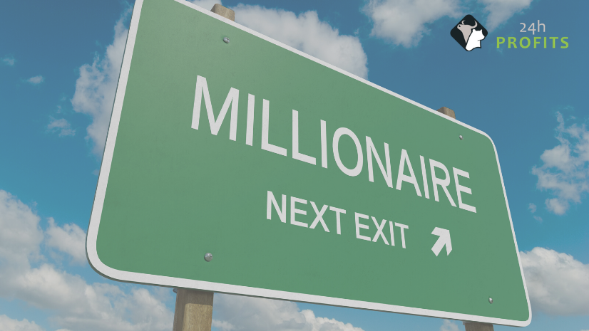 How to become a Millionaire - success habits from a millionaire
