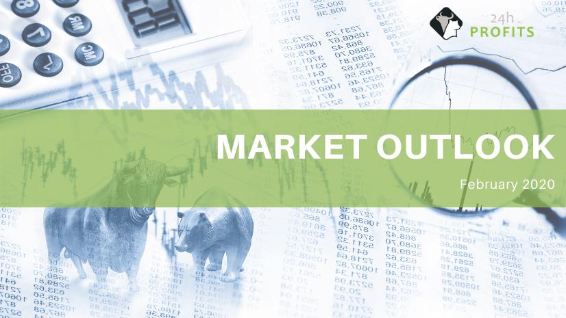 Stock Market Outlook February 2020 - Juergen Pallien - retirement -stock market investor