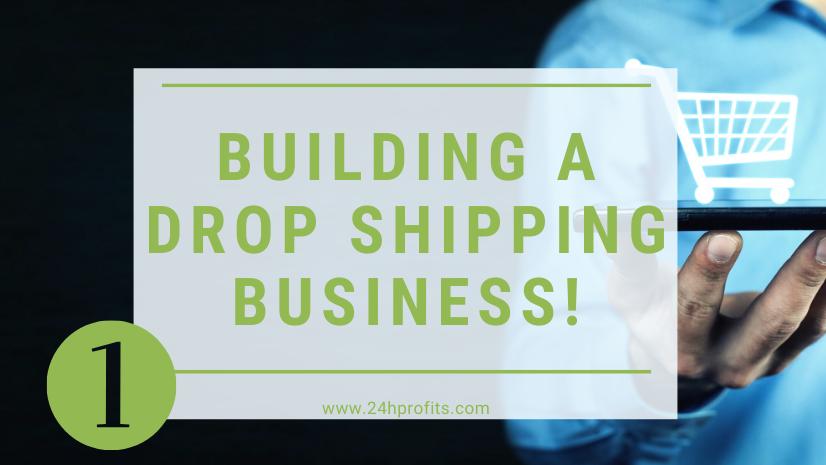 Building a Drop Shipping Business - amazon drop shipping - Juergen Pallien - retirement -stock market investor