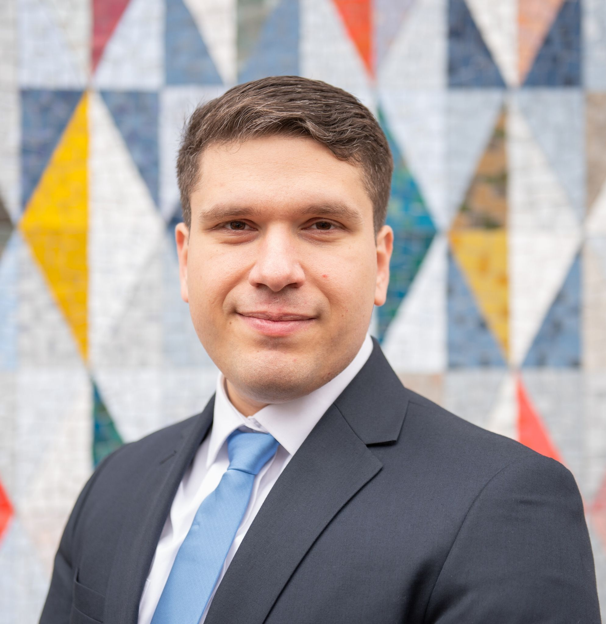 Trainer Estevan Belnomo