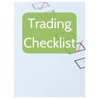 Stock Market Trading Checklist